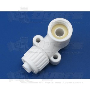 "Flair-It 1/2"" Flare x 1/2"" FPT Drop Ear Elbow Adapter"