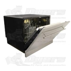Vesta 6 Place Built In Dishwasher Dishwashers Rv
