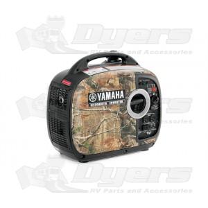 Yamaha Portable 2000 Watt RealTree Camo Generator