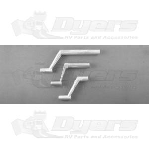 """Strybuc 1"""" Metal Window Crank - 25 Pack"""