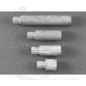 "Strybuc 1-1/8"" Metal Crank Extension"