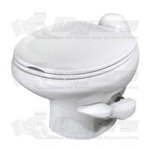 Thetford Aqua Magic Style II High Profile White Toilet