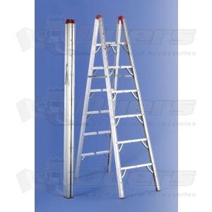 Gpl 7 Compact Folding Ladder Steps Ladders Amp Flag