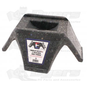 HAND-E-BLOK Trailer Jack Stand - Foot Pads, Casters \u0026 Parts Jacks Levelers
