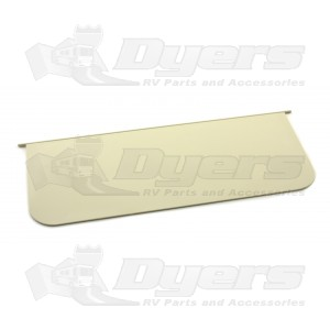 Heng S Off White Replacement Damper For Exhaust Vents