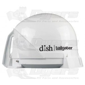 King Controls Dish Tailgater Satellite Antenna