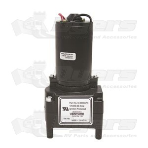 Lippert Components Replacement Motor For Fifth Wheel Landing Gear
