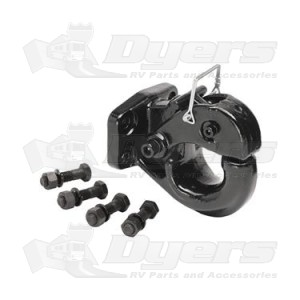 Pintle Hook 20000 Pounds Gross Trailer Weight/ 4000 Pound Vertical Load