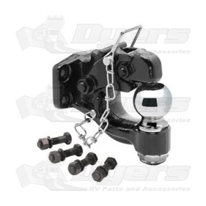 Pintle Hook Combo With 2-5/16 Inch Ball