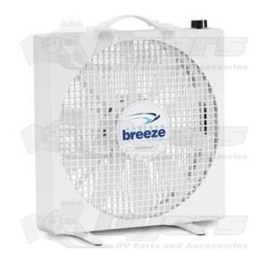 Fan-Tastic Endless Breeze Portable 12 Volt RV Fan