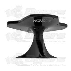 King Controls King Jack Directional HDTV Antenna With Signal Finder