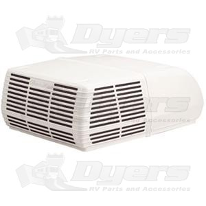 Coleman AC Mach III 13.5K BTU Power Saver Artic White Air Conditioner