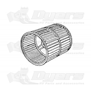 Suburban furnace blower wheel for nt 30sp nt 34sp parts for Suburban furnace blower motor replacement