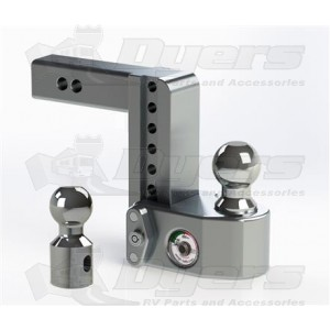 Weigh Safe Trailer Hitch Ball Mount
