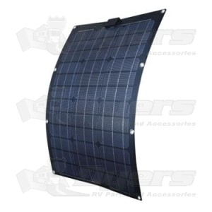 RDK 50 Watt Semi-Flexible Solar Panel