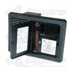 Inteli-Power Mighty Mini 4000 Series 45 Amp Distribution Panel and Power Converter