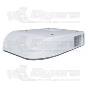 Coleman Mach 8 Plus 15K BTU Air Conditioner w/ Heat Pump and Condenser Pump in Arctic White