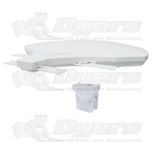 Winegard White Rayzar Air Amplified HD TV Sensar Retrofit Head