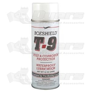 Boeshield T9 Rust And Corrosion Inhibitor