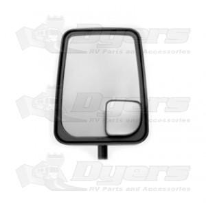 "Velvac 8"" x 10-5/8"" Standard Mirror"