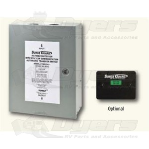TRC Compatible Automatic Transfer Switch with Surge Protection