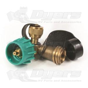 Camco Propane 3 Ports Supply Splitter
