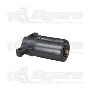 Pollak Replacement 7 Way Blade Style Trailer End Plug