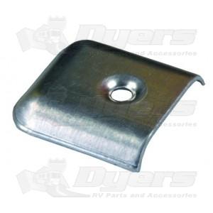 JR Products Side Molding End Cap