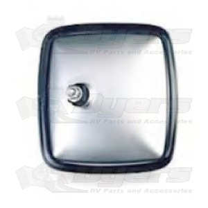 Velvac Center Mount Wide Angle Mirror
