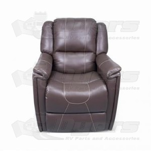 thomas payne furniture majestic chocolate swivel glider recliner
