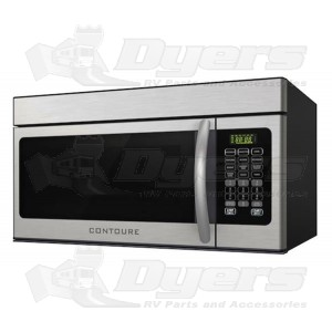 Contoure 1.6 cu.ft. Covection Over the Range Microwave Oven