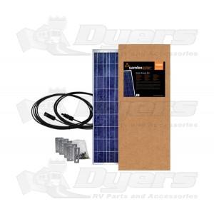 Samlex 150 Watt Solar Panel Kit