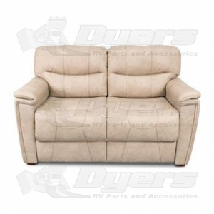 "Thomas Payne 68"" Tri-Fold Sofa In Grantland Doeskin"