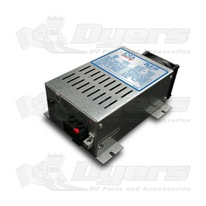 IOTA 75Amp Coverter-Charger with IQ4 Smart Controller