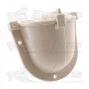 J&C Colonial White Water Fill Spout MA-403CW