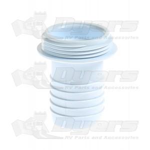 "J & C Water Fill 1-1/4"" Barb Adapter"