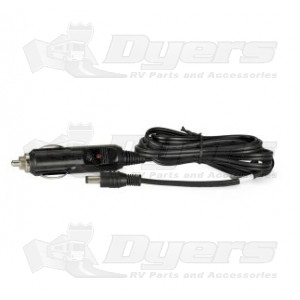 Jensen 12V TV DC Adapter Plug