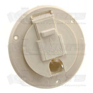 JR Cable Hatch - Colonial White S-23-14-A