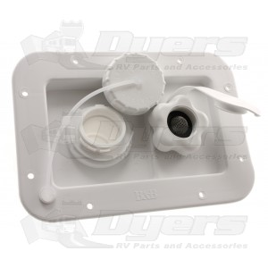 JR Polar White City/Gravity Water Hatch without Door