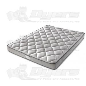 Denver Mattress Rest Easy Plush 60 X 75 Short Queen