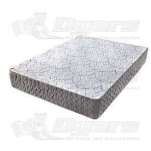 "Denver Mattress Rest Easy Supreme Latex 60"" x 80"" Queen"
