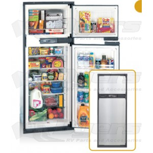 Norcold 7 5 Cu Ft 2 Way Rv Refrigerator Gas Absorption
