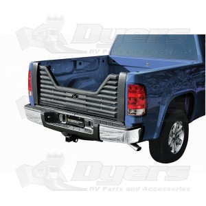 Stromberg Carlson Louvered 5th Wheel Tailgate - Dodge 10-16 All Series