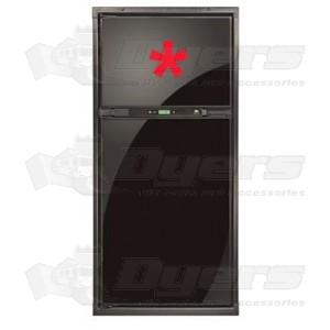 Norcold Black Upper Door Panel for N1095, N800 & N600