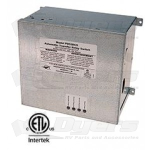 "Progressive Dynamics ""The Silent ATS"" 50A Automatic Surge Protected Transfer Switch"