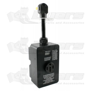 Progressive Industries 50 Amp Portable Electrical Management System EMS-PT50C