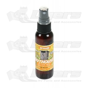 Pure Essence Citrus OUTHOUSE #2 Toilet Spray