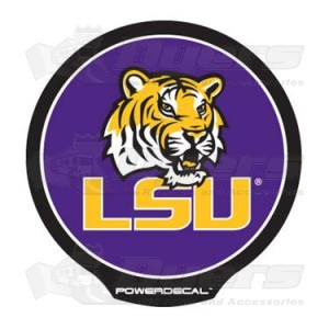 Louisiana State University Tigers LED PowerDecal - Auto Decals - Truck    Auto Accessories - Towing   Automotive a0327ace1