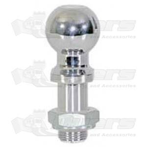 """Buyers 1-7/8"""" Replacement 8-Ton Combination Hitch Ball"""