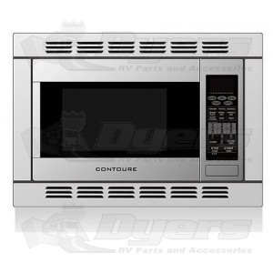 Countertop Convection Microwave With Trim Kit : ... Convection Microwave with Trim Kit - Countertop - Microwaves - RV